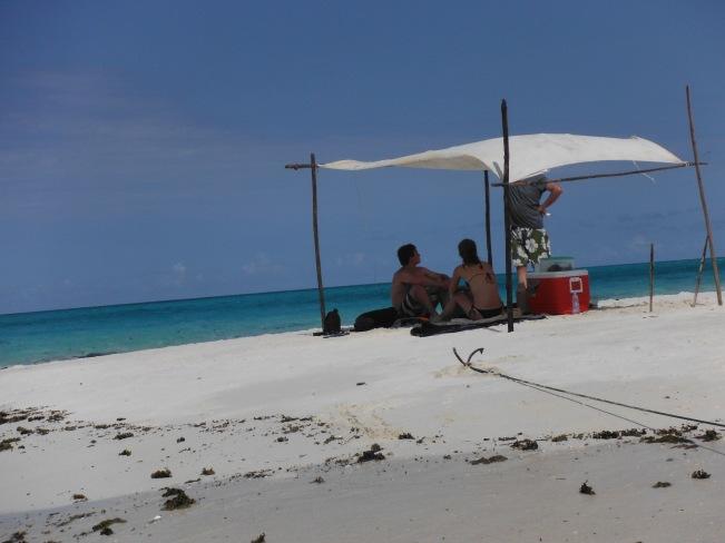 Mange Sandbank